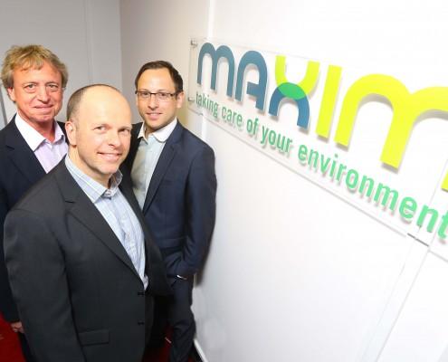 Maxim third investment image