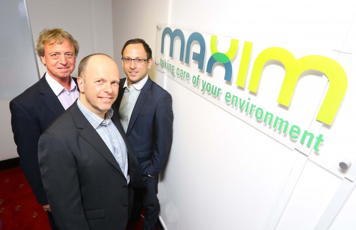 Maxim third investment image