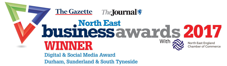Digital and Social Media Award Banner